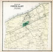 North East Township, Erie County 1865